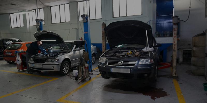 Reparación completa de motor